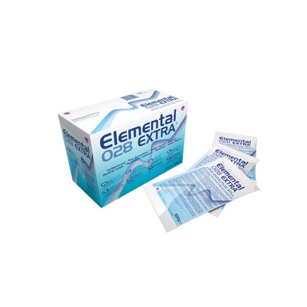 Elemental 028 Extra Powder, product pack | Nutricia