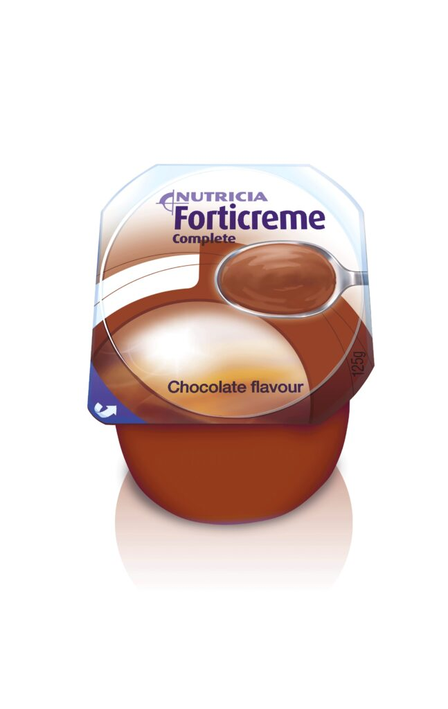 Forticreme Complete Chocolate Flavour | Nutricia Adult Healthcare