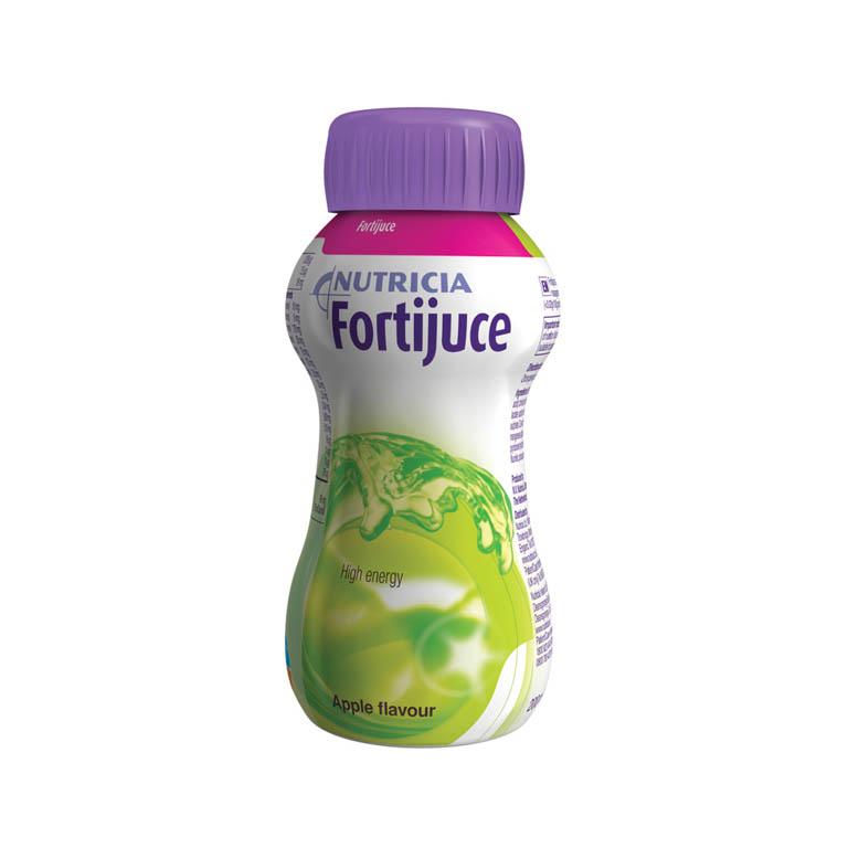 Fortijuce Apple | Nutricia Adult Healthcare