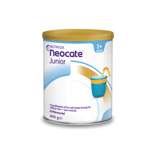 Neocate Junior Unflavoured 400 g | Nutricia