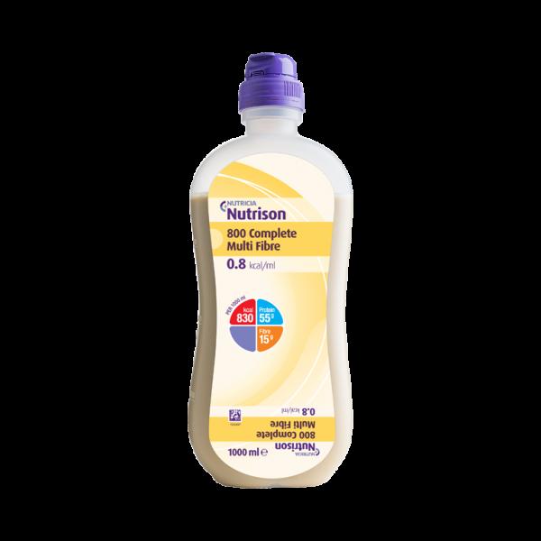 Nutrison 800 Multi Fibre   Nutricia Adult Healthcare