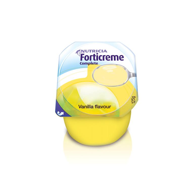 Forticeme Complete Vanilla Flavour | Nutricia