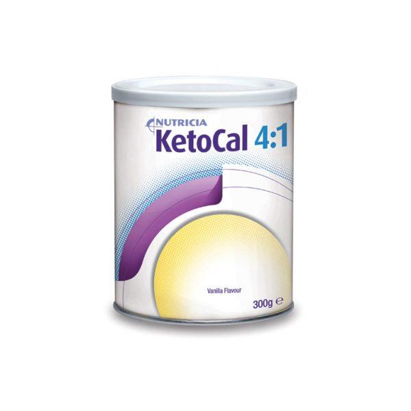 KetoCal 4:1 Vanilla Flavour | Nutricia