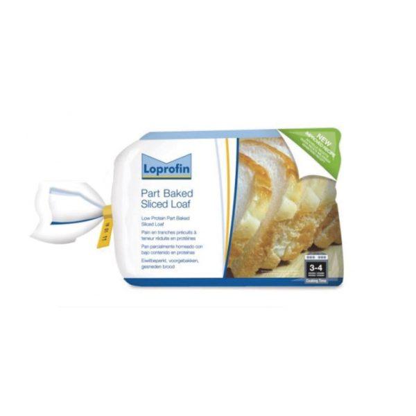 Loprofin Part Baked Sliced Loaf | Nutricia