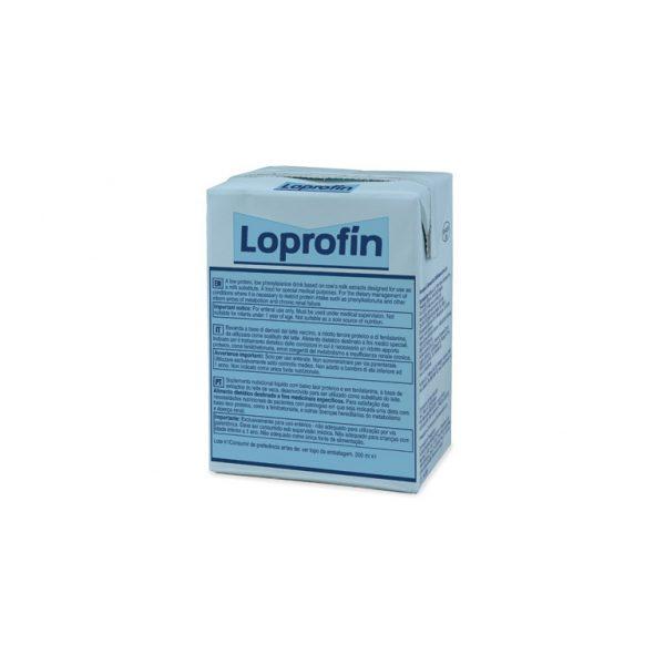 Loprofin PKU Milk Tetra 6000 x 600 | Nutricia