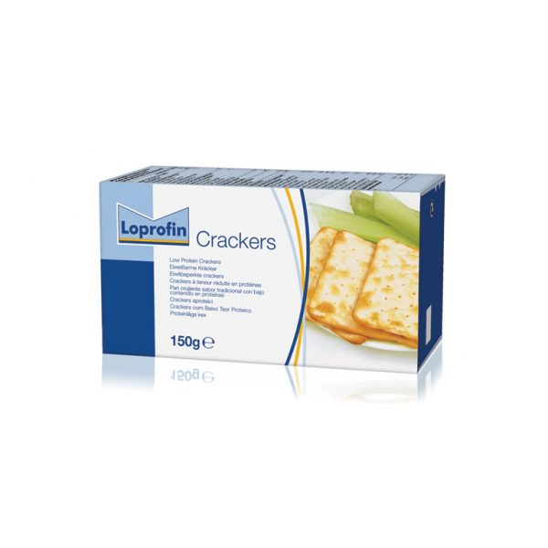 Loprofin Crackers PKU | Nutricia