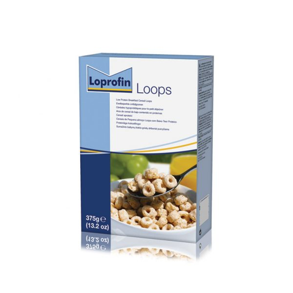 Low Protein Loops Box PKU | Nutricia