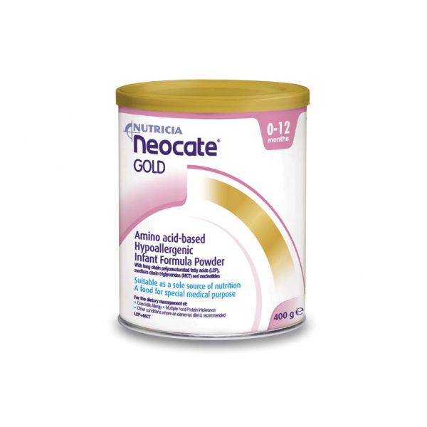 Neocate Gold 0-12 months 400 g | Nutricia