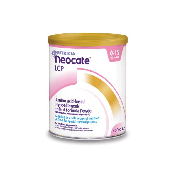 Neocate LCP 0 -12 months 400 g | Nutricia