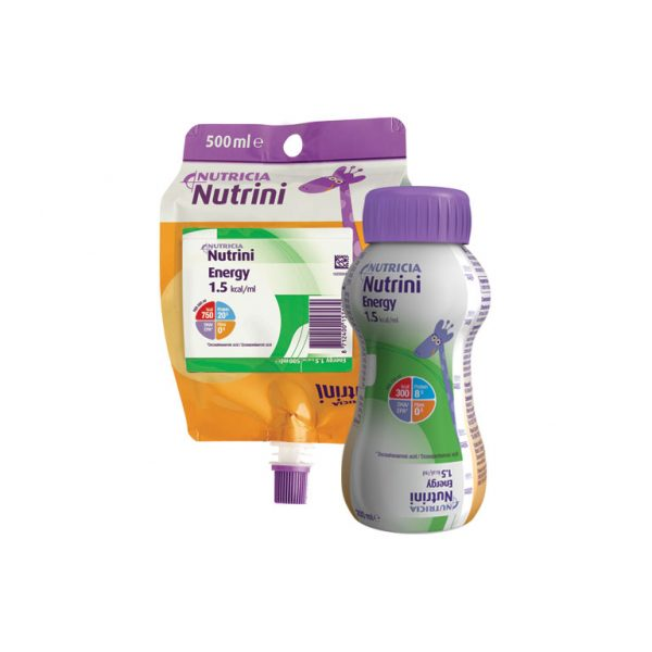 Nutrini Energy 1.5 kcal / ml | Nutricia