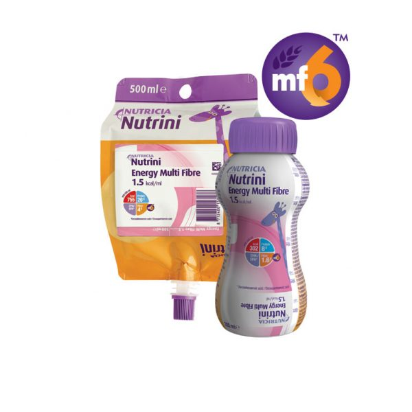 Nutrini Energy Multi Fibre 1.5 kcal / ml | Nutricia