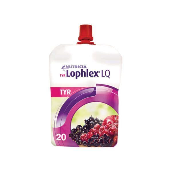 TYR Lophlex LQ TYR 20 | Nutricia