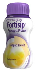 Fortisip Compact Protein Vanilla   Nutricia Adult Healthcare