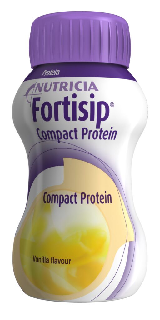 Fortisip Compact Protein Vanilla | Nutricia Adult Healthcare