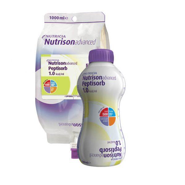Nutrison Advanced Peptisorb | Nutricia Adult Healthcare