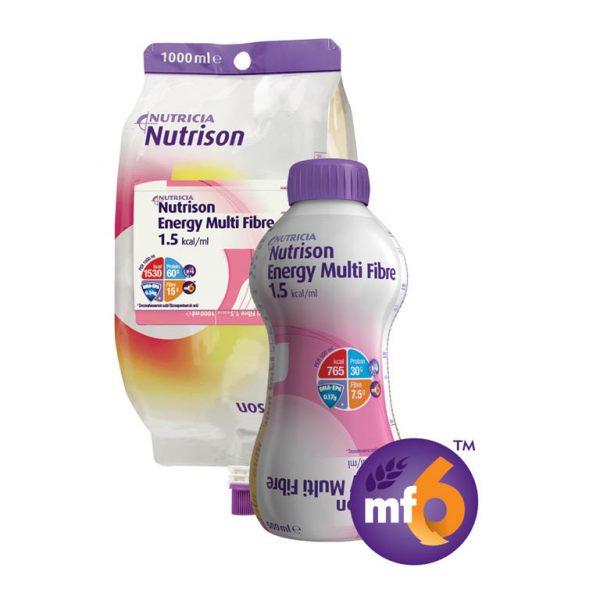 Nutrison Energy Multi Fibre   Nutricia Adult Healthcare
