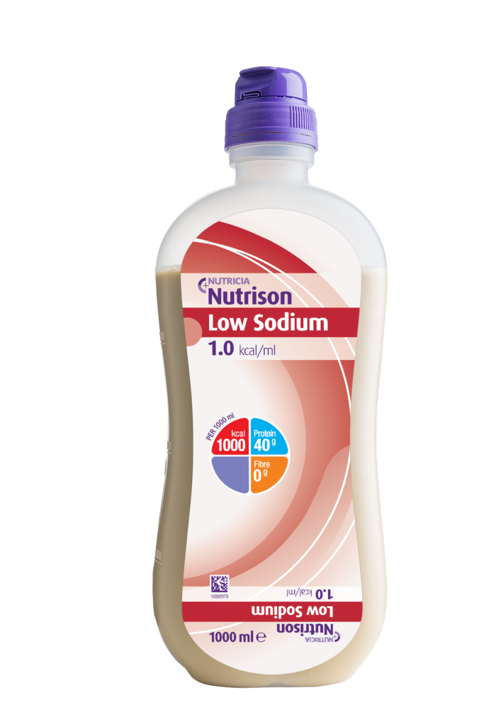 Nutrison Low Sodium   Nutricia Adult Healthcare