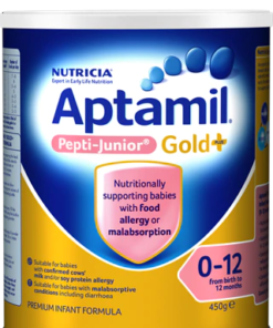 Aptamil Gold+ Pepti Junior, from birth to 12 months