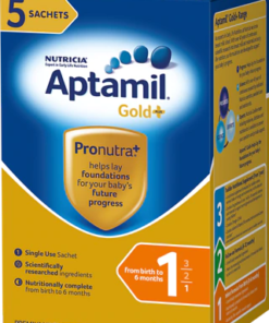 Aptamil Gold+ Sachets, Stage 1