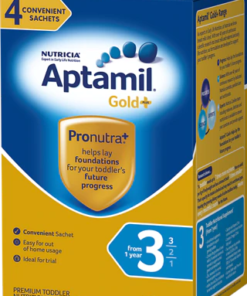 Aptamil Gold+ Sachets, Stage 3