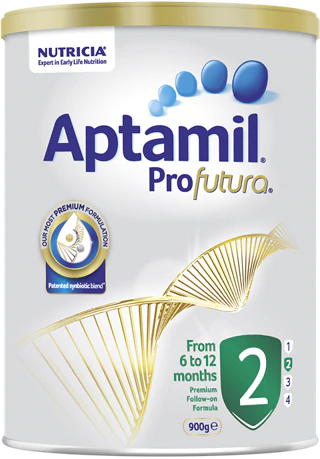 Aptamil Profutura, Stage 2, From 6 to 12 Months, 900g