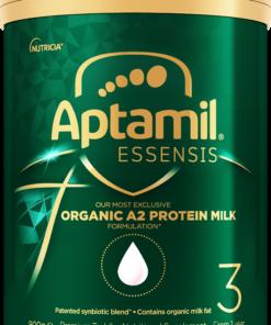 Aptamil Essensis, Organic A2 Protein Milk Toddler Milk Drink, From 12 Plus Months, 900g