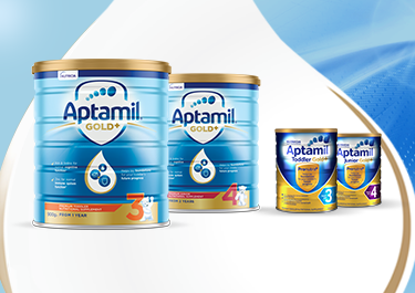 Aptamil Gold+ has a new look
