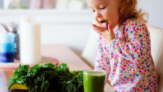 Supporting your child's resilience through nutrition