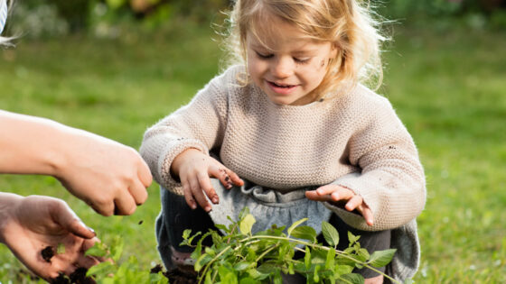 Why it's good for kids to get outdoors and get dirty