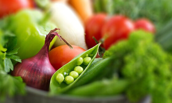 Fruit and vegetables in your pregnancy diet