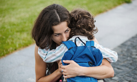 Why do kids cry at day care drop-off? | Return Ready