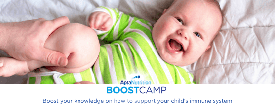 6 tips to help your baby have a healthy, happy tummy