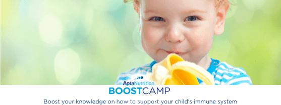 How prebiotics can help your baby's immune system