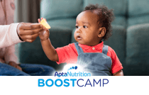 Feeding your toddler to support their immune system