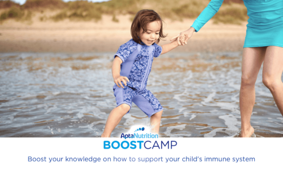 5 everyday ways to build your child's immune system | AptaNutrition Parents' Corner | Boost Camp