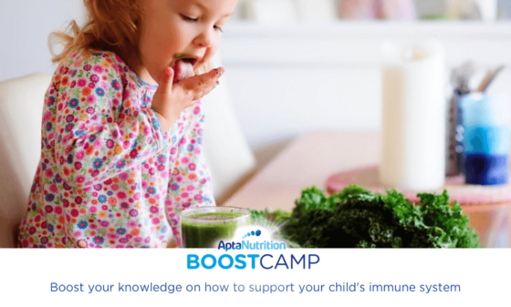toddler-smoothie-kale-building-childs-resilience-nutrition-aptamil-boost-camp