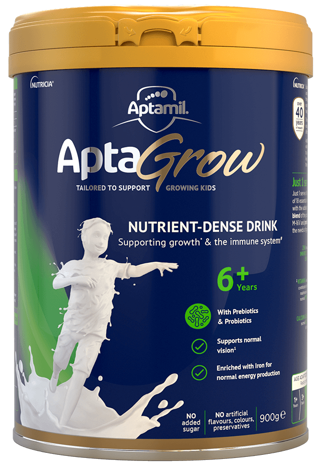 AptaGrow 6+ Years Nutrient-Dense Drink | AptaNutrition