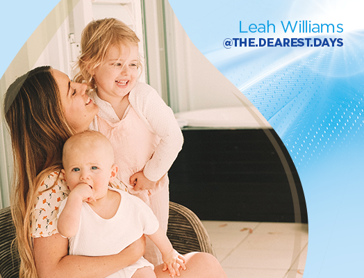 When my child started day care, by Leah Williams, The Dearest Days | Aptamil Parents' Corner