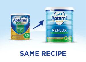 Nutricia Aptamil Reflux