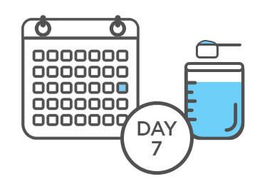 Aptamil Toddler - Formula Transition Plan - Day 7