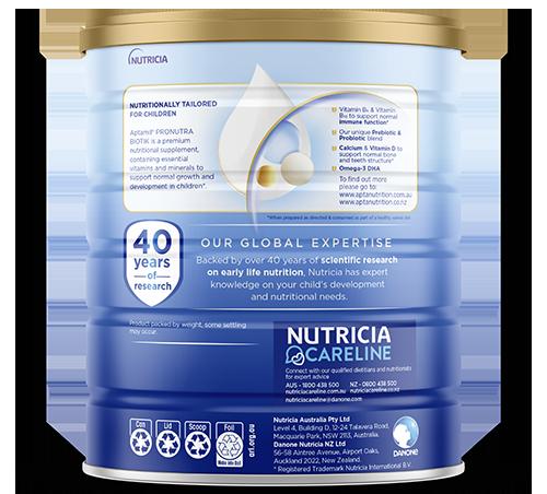Aptamil - Gold Plus Pronutra Biotik Junior Milk Stage 4 - SOP