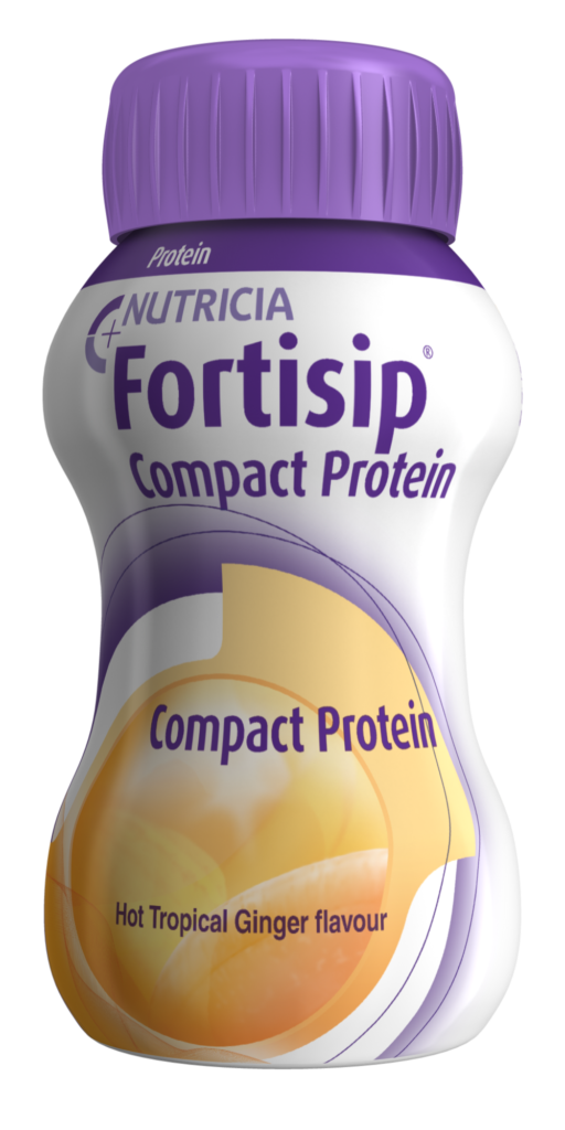 Fortisip Compact Protein Not Tropical Ginger Flavour by Nutricia