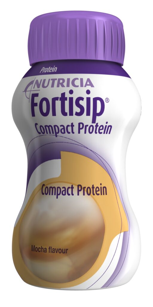Fortisip Compact Protein Mocha Flavour by Nutricia