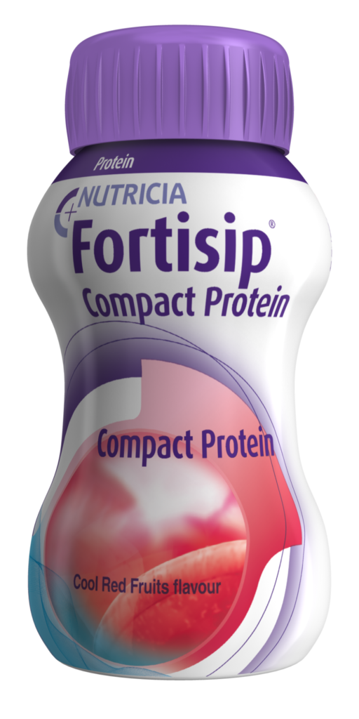 Fortisip Compact Protein Cool Red Fruits Flavour by Nutricia