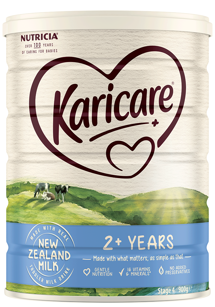 Karicare, Toddler Milk Drink, From 2 Plus Years, 900g
