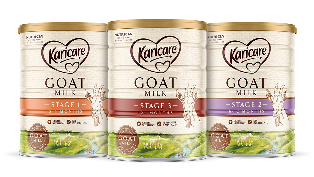 Karicare Goat product range