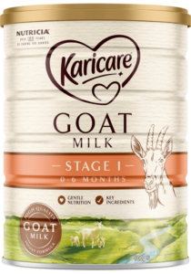 Karicare, Goats' Milk Infant Formula, From 0 to 6 Months, 900g