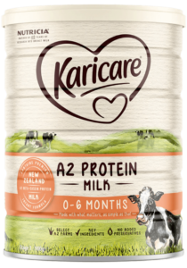 Karicare, A2 Protein Milk Infant Formula, 0-6 Months, 900g