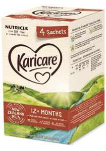 Karicare, Toddler Milk Drink Sachets, From 12 Plus Months