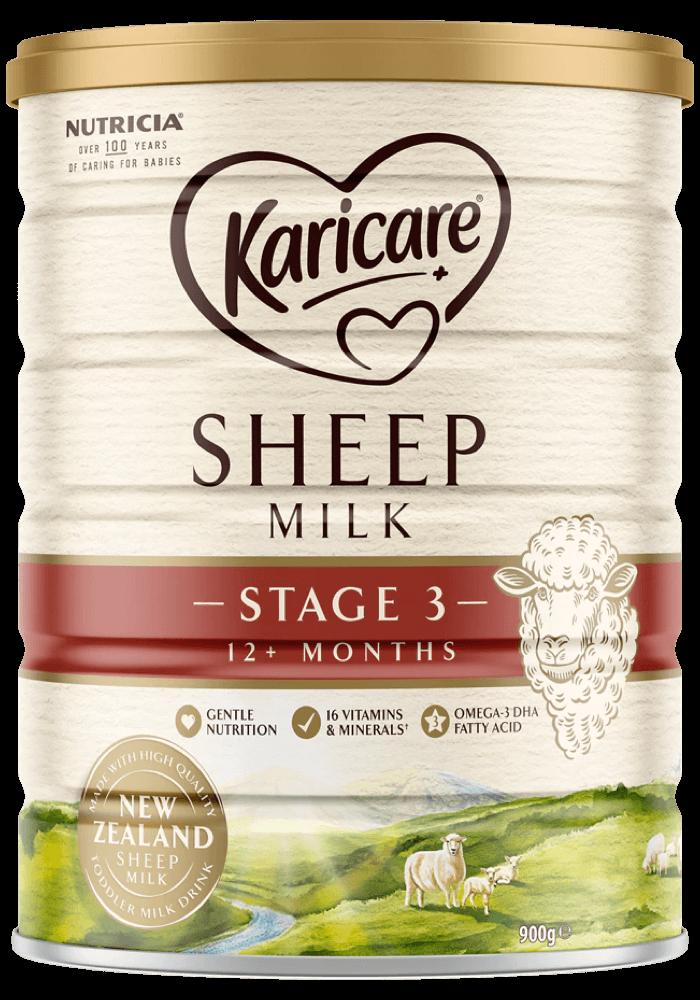 Karicare Infant Formula - Sheep - Stage 3 - Packshot